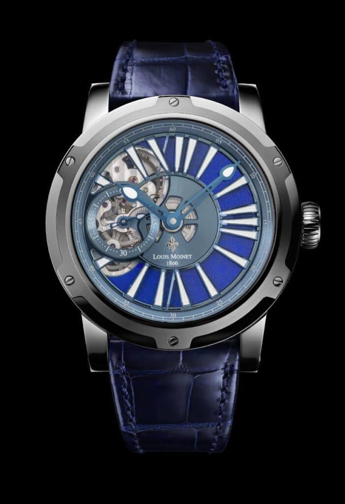 Metropolis Lapis Lazuli