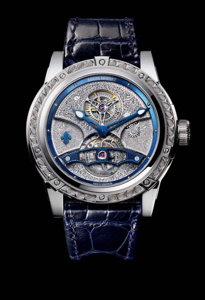 Mosaic Tourbillon
